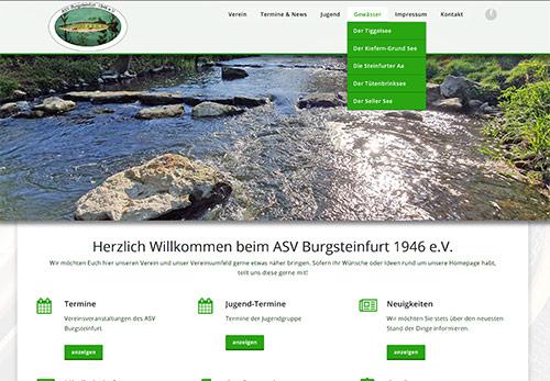 zur Webseite www.asv-burgsteinfurt.de