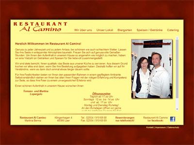 zur Webseite www.al-camino-laer.de