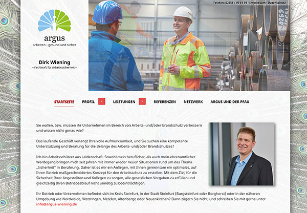 zur Webseite www.argus-wiening.de