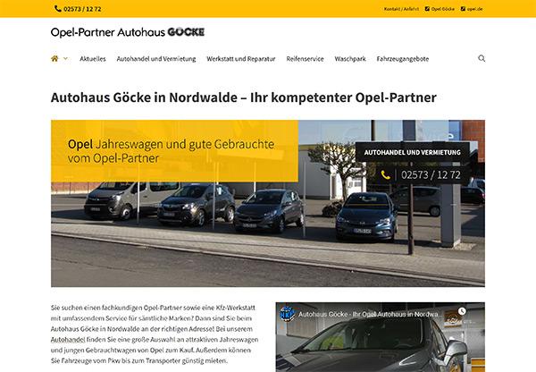 zur Webseite www.auto-goecke.de
