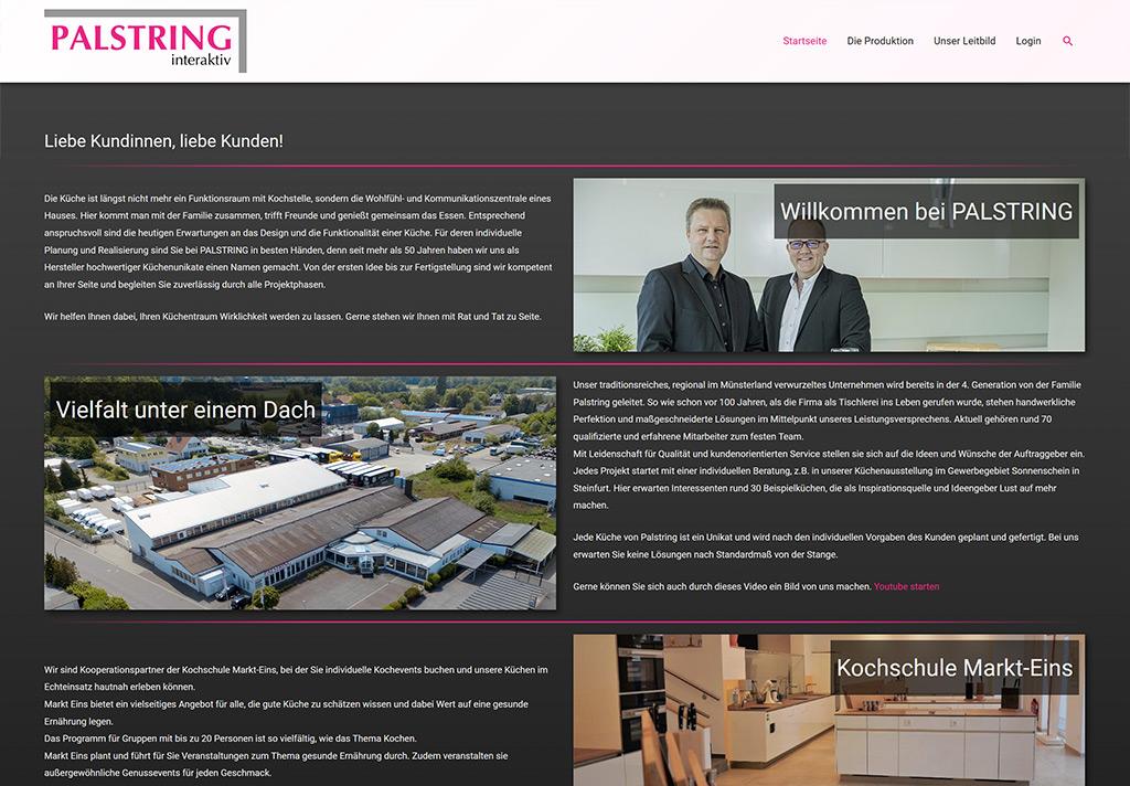 zur Webseite www.palstring-interaktiv.de