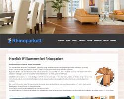 zur Webseite www.rhinoparkett.de