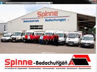 zur Webseite www.spinne-bedachungen.de