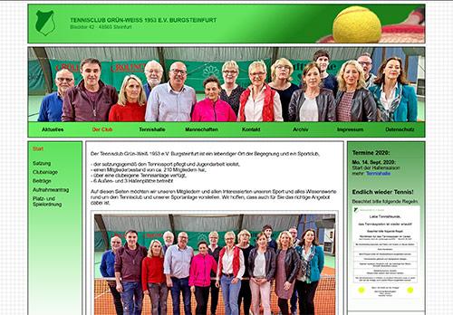 zur Webseite www.tcburgsteinfurt.de