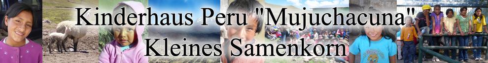 Kinderhaus Peru Mujuchacuna